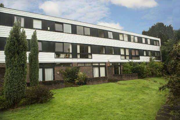 2 Bedroom Flat For Sale Oaklands Hamilton Road Reading