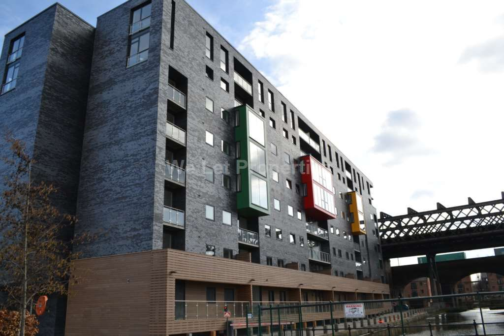 2 Bedroom Apartment To Rent Potato Wharf Manchester M3 4bh