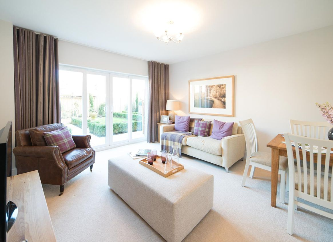 Yorkshire Terrace: 3 Bedroom Terraced House For Sale, Manor Fields, Thornhill