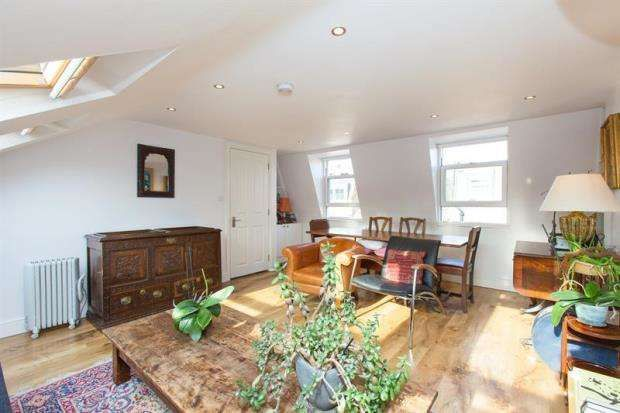 2 Bedroom Flat For Sale Upper Maisonette Abdale Road Shepherds